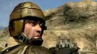 Enemy Territory Quake Wars GDF Video