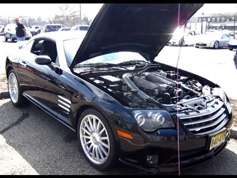 chrysler crossfire srt 6 asp full hd youtube. Black Bedroom Furniture Sets. Home Design Ideas