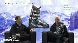 Nordica Herren The Cruise 90 Skischuhe