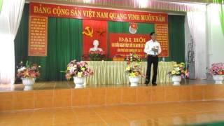 Đại hội đoàn thanh niên xã Trực Hưng