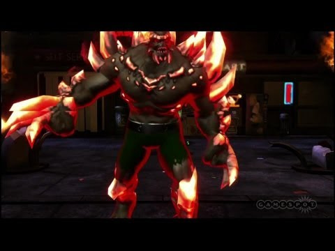 Infinite Crisis - Doomsday Character Reveal Trailer