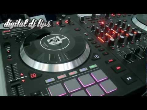 NUMARK MIDI DJ CONTROLLER