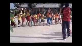 Video Pembelajaran Bola Basket SD