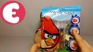 Энгри Бердс Вкусняшки из мармелада | Angry Birds sweets of jelly
