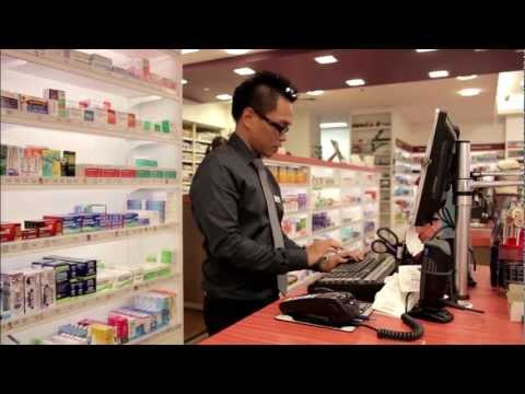 Australian pharmacy - Going the extra mile (short version)