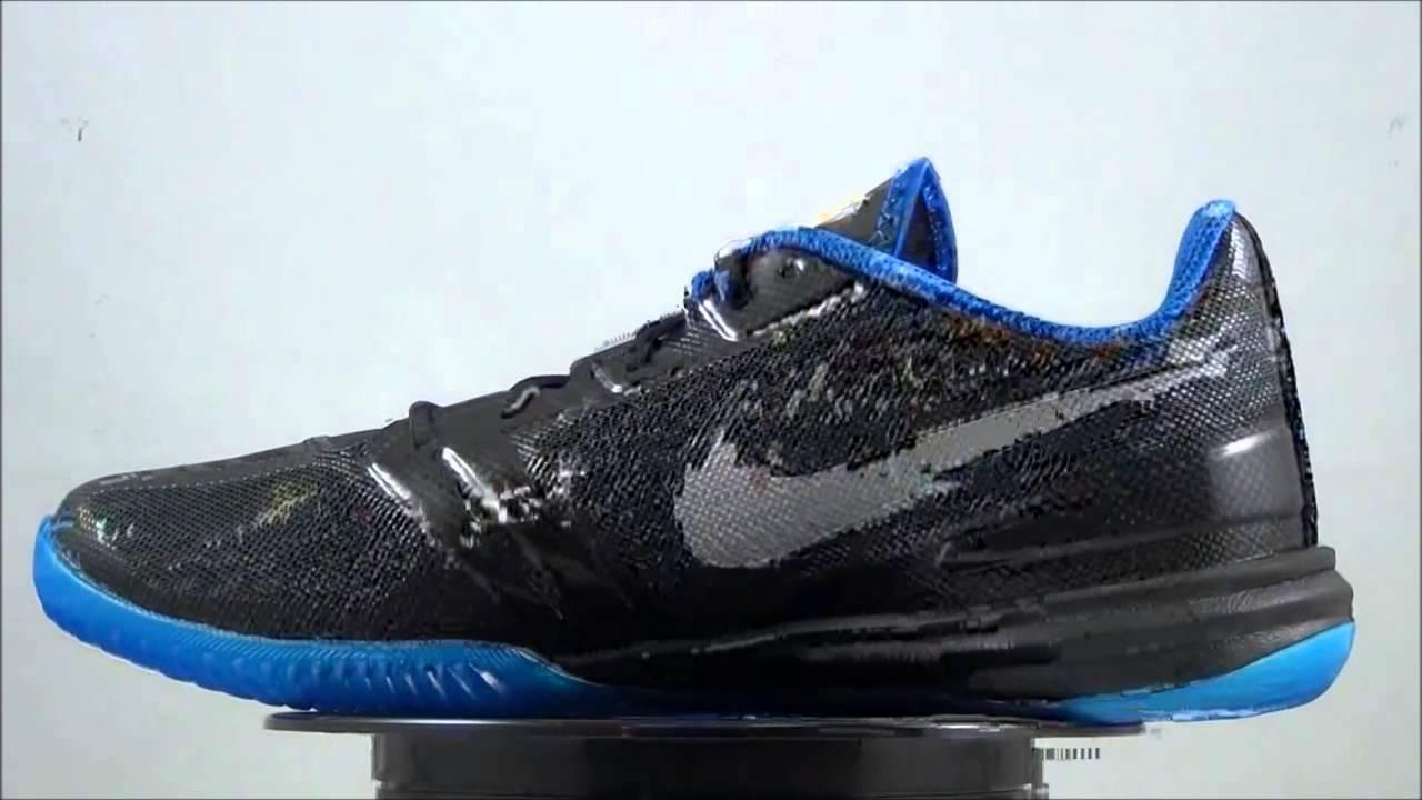 sports shoes 8f895 dac89 nike kobe mentality bleu