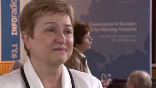 Interview with Kristalina Georgieva