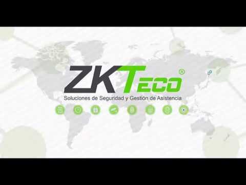 Video sobre Instalacion de BD para ZKTime Web 2 0