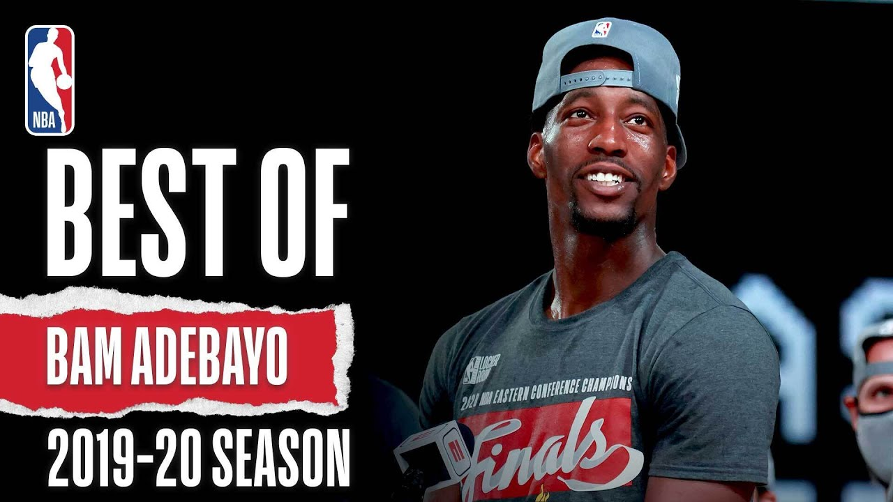 Download The Very Best Of Bam Adebayo 2019-20 Season