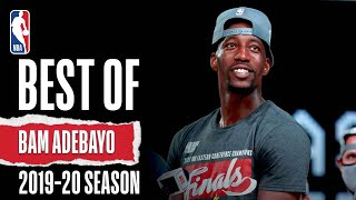The Very Best Of Bam Adebayo 2019-20 Season