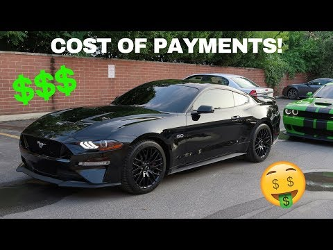 HOW MUCH MY 2018 FORD MUSTANG GT COST TO BUY!! **TRUTH**