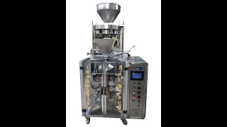 VFFS Packaging Machine with Volumetric Cup Filler