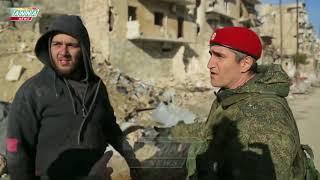 Чеченский спецназ в Сирии 2018