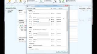 Microsoft Dynamics AX: die Erstellung Einer Configuration-Modell