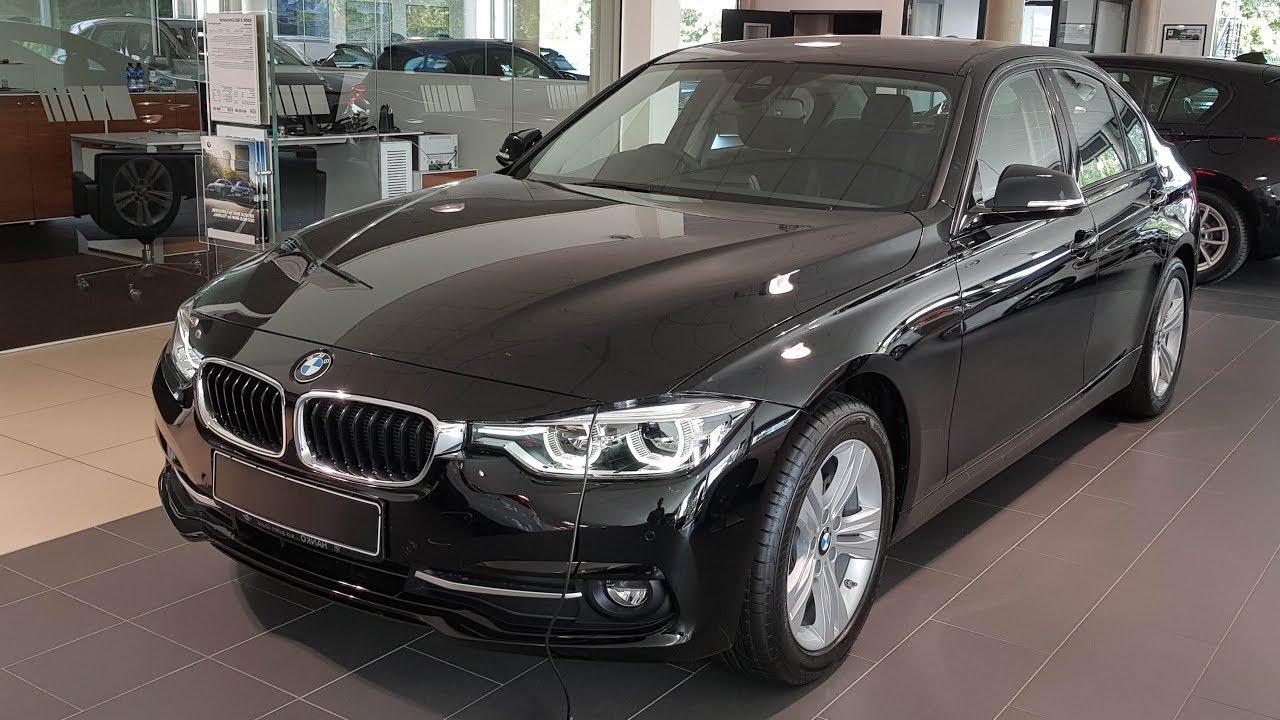 2018 BMW 318d Limousine Modell Sport Line | -[BMW.view ...