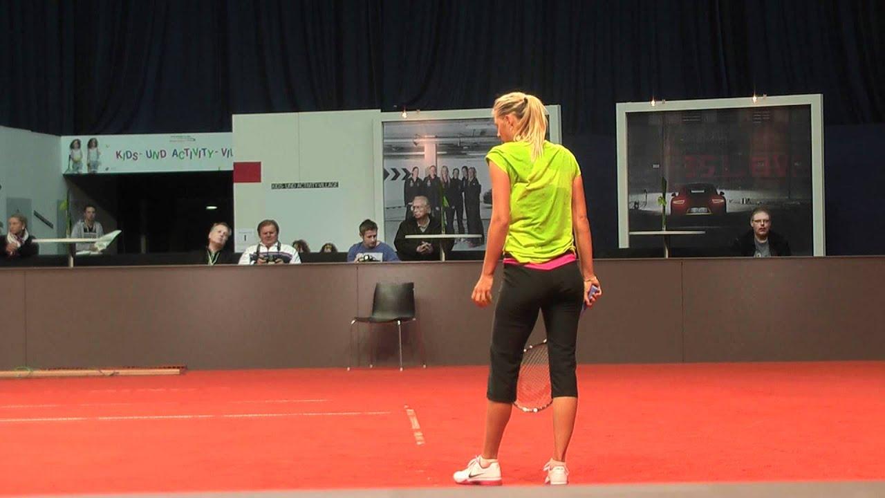 Resultado de imagen para sharapova en leggings