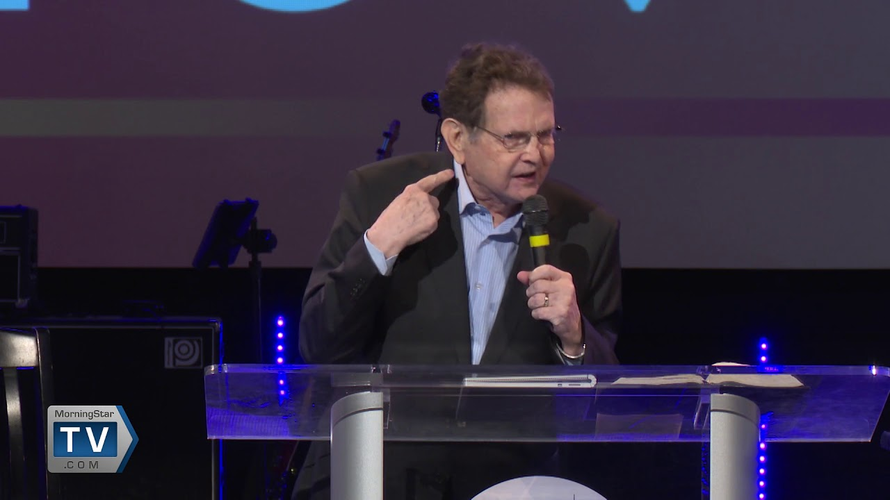 Reinhard Bonnke – The Holy Spirit And Fire