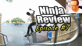 Ninja Review #7: Rocket Mogely From Planet TicTak