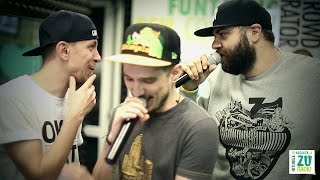 Maximilian si Grasu XXL - Zbor cu parapanta (Live la Radio ZU)