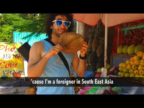 Foreigner in South East Asia Official Music Video