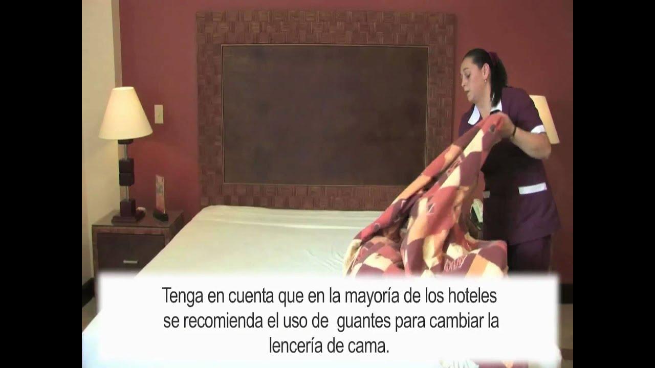 Ina tendido de camas final youtube for Cama cerrada