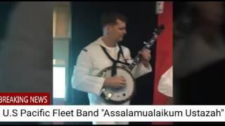 Tentera Amerika Cover Lagu Assalamualaikum Ustazah Khalifah