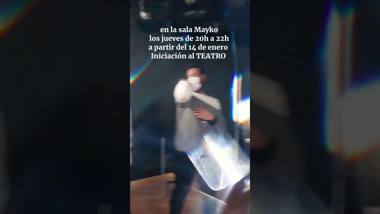 INICIACIÓN AL TEATRO
