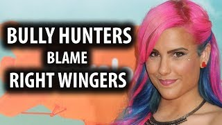 Bully Hunters Blame Right Wingers For Marketing Disaster