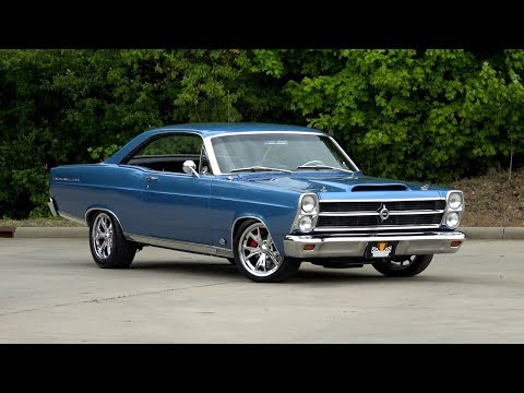 1966 Ford Fairlane SOLD / 136465