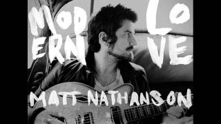 Matt Nathanson - Modern Love (Album Version)