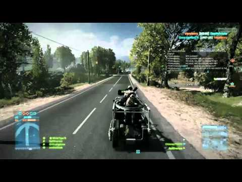 Battlefield PC Beta Caspian Border w/ Chimneyswift11 again 2