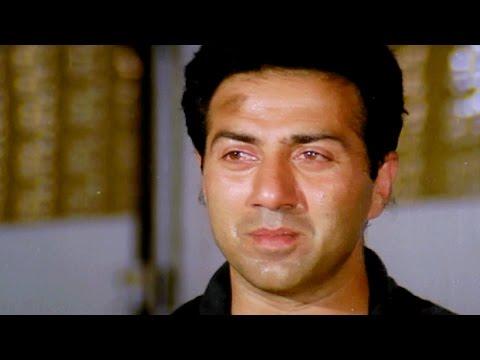 Sunny Deol, Dalip Tahil - Imtihaan Scene 3/13