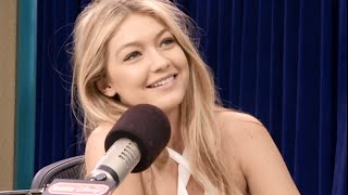 Gigi Hadid Plays This or That on The Alli Simpson Show | Radio Disney