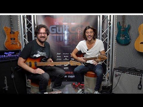 Guitar Jam & Hang with Mike Bradley GuitCon 2018