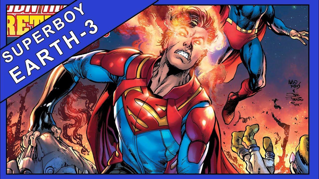 Superboy Earth 3 | Superman #8