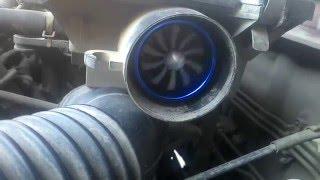 F1 Z turbo power launcher. NISSAN GA16DE.