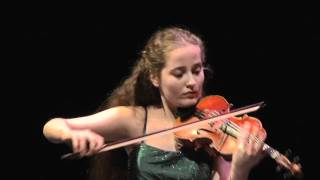 Svenja Staats Nationale Finale Prinses Christina Concours 2011