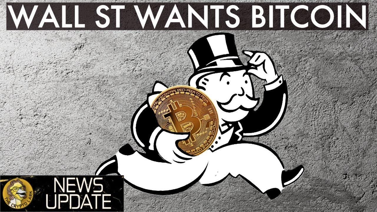 Wall Street Wants Bitcoin! HTC Exodus Phone, China Hates Blockchain, & Johnny Depp Tatatu News