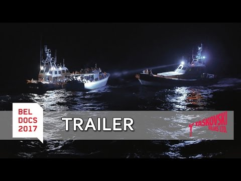 Lampedusa In Winter (2015) - TRAILER | BELDOCS MARKET 2017