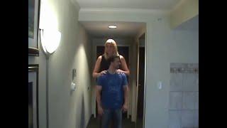 6'6'' Tall Woman Dates A Short Man