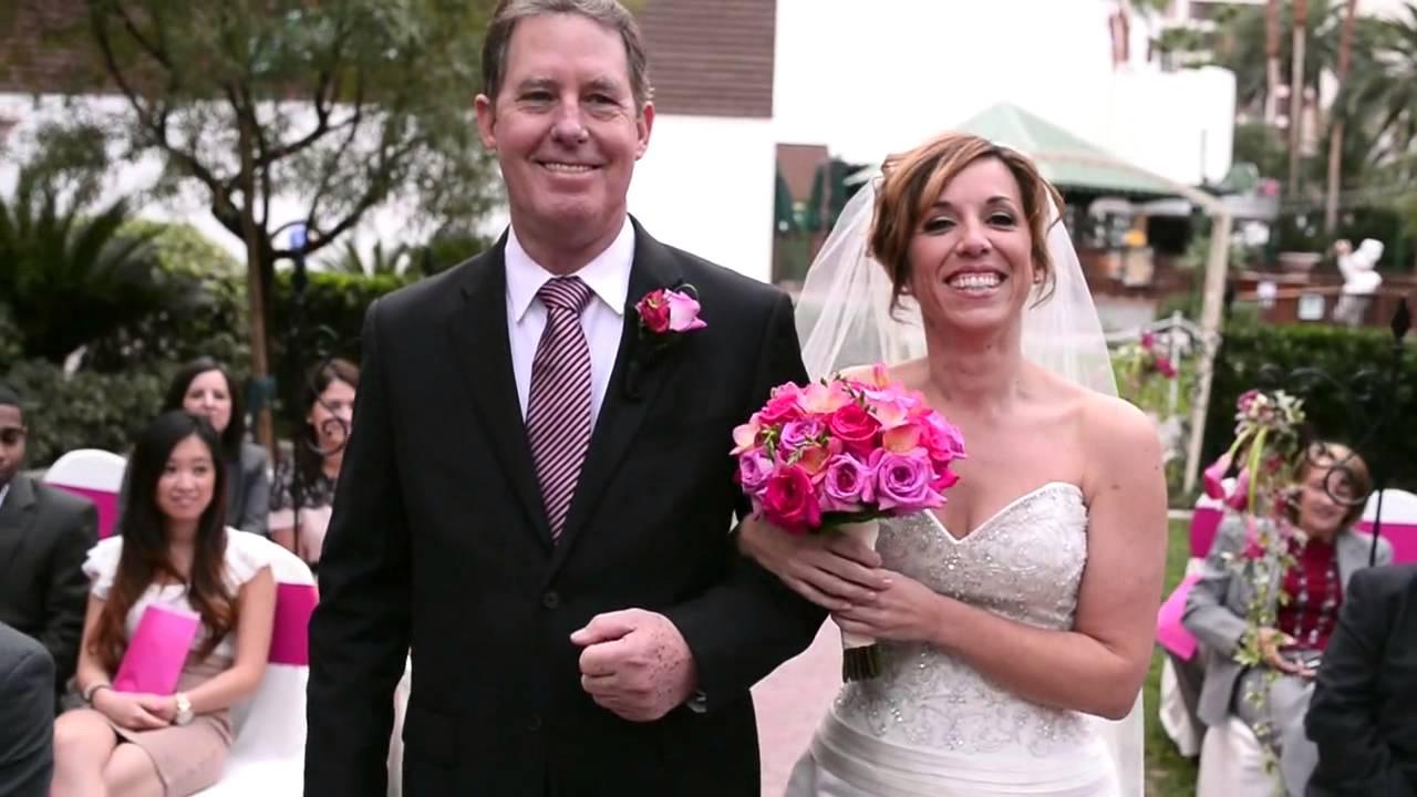 Las Vegas Weddings At Flamingo