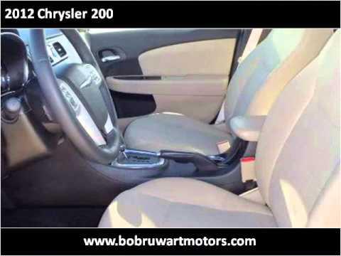 2012 Chrysler 200 Used Cars Cheyenne Wy Youtube