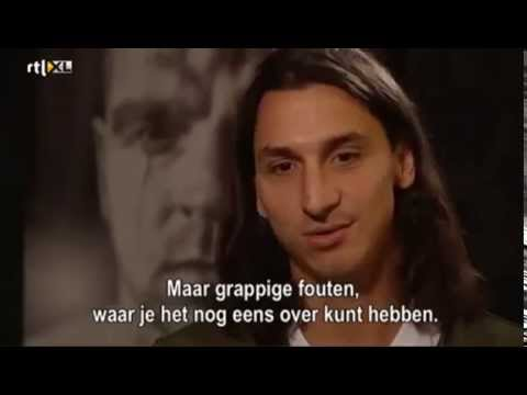 Zlatan Ibrahimovic interview 2014