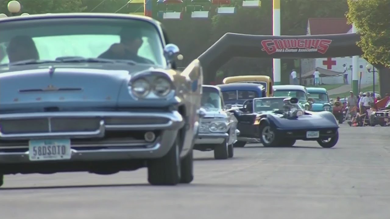 Good Guys Car Show In Des Moines IA YouTube - Good guys car show iowa