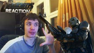 Reaction | 1 серия 1 сезона