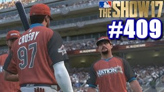 NEVER DONE THIS IN AN ALL-STAR GAME BEFORE! | MLB The Show 17 | Road to the Show #409