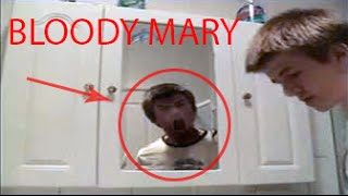 BLOODY MARY IS REAL!!!!!