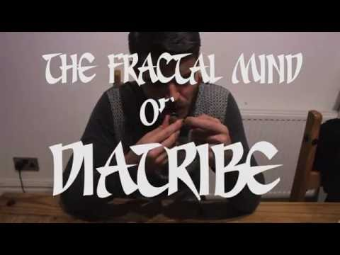 Danny Diatribe - THE FRACTAL MIND OF DIATRIBE (OFFICIAL VIDEO) Prod Pro P