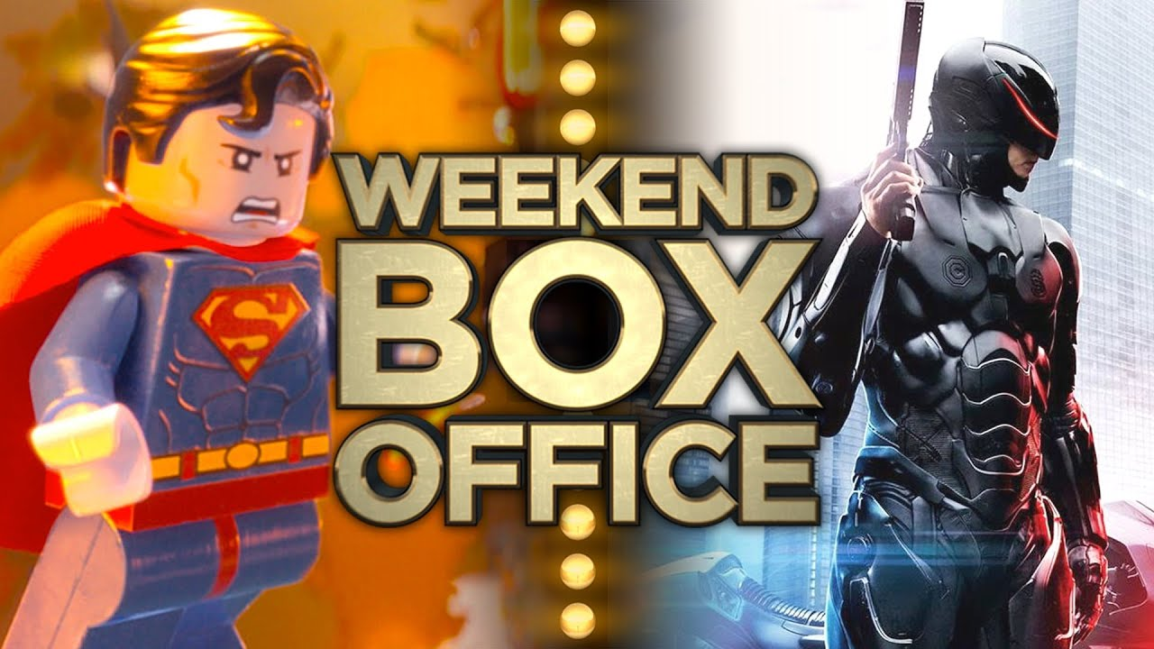 Weekend Box Office - Feb. 14-16, 2014 - Studio Earnings Report HD