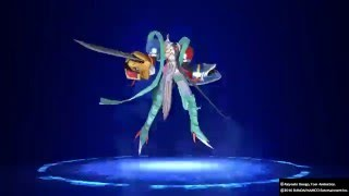 DIGIMON STORY CYBER SLEUTH - ALL 7 NEW DLC DIGIMON - PS4